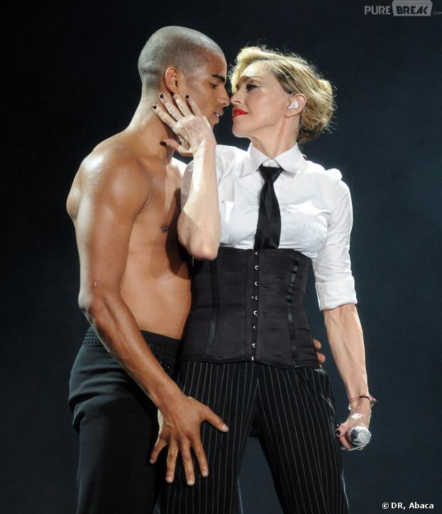 Danse avec les stars 4 : Madonna va-t-elle venir encourager Brahim Zaibat sur la piste de danse ?