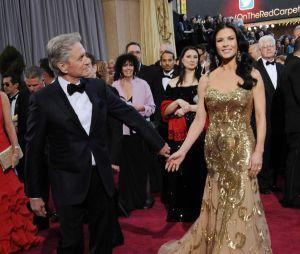 Michael Douglas relativise sa séparation avec Catherine Zeta-Jones