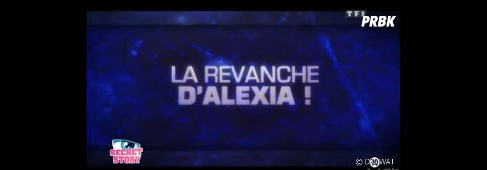 Secret Story 7 : Alexia a pris sa revanche sur Vincent.