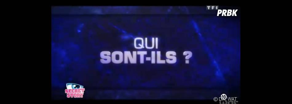 Secret Story 7 : Daniel et Julien dans la Maison des secrets.