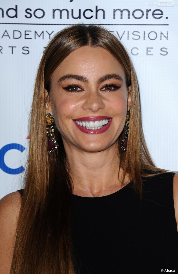 Classement des actrices les mieux payées de la télé US :1 - Sofia Vergara : 30 millions de dollars