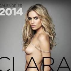 Clara Morgane : son calendrier 2014 trop hot pour Facebook