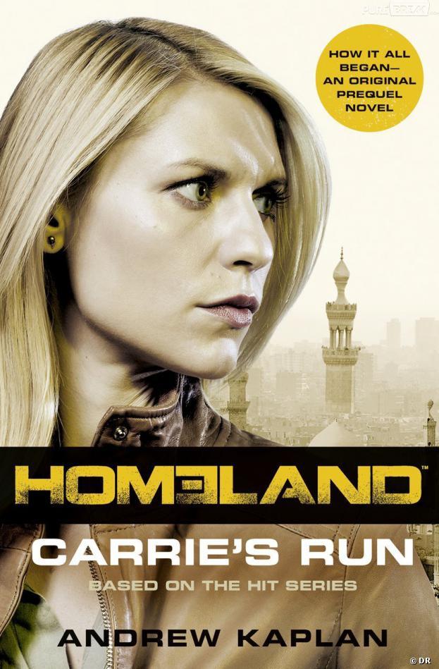 Carrie's Run, roman dérivé de Homeland avant la saison 3