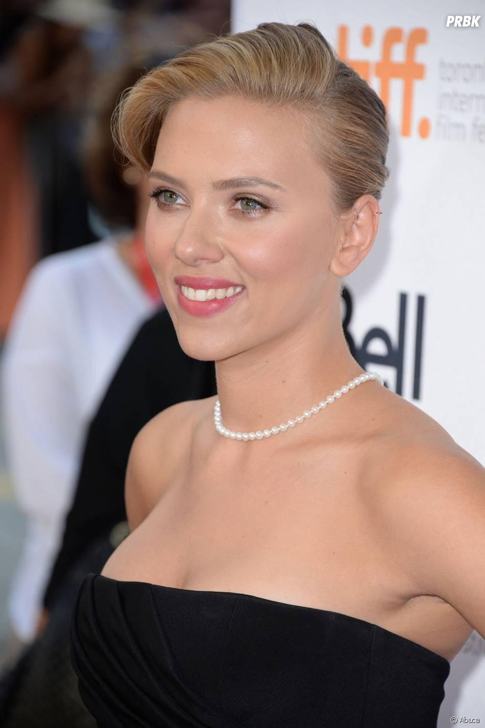 Scarlett Johansson au Festival du film de Toronto