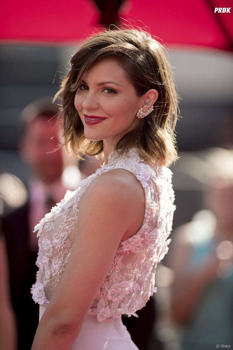 Katharine McPhee aux Creative Arts Emmy Awards 2013 le 15 septembre 2013