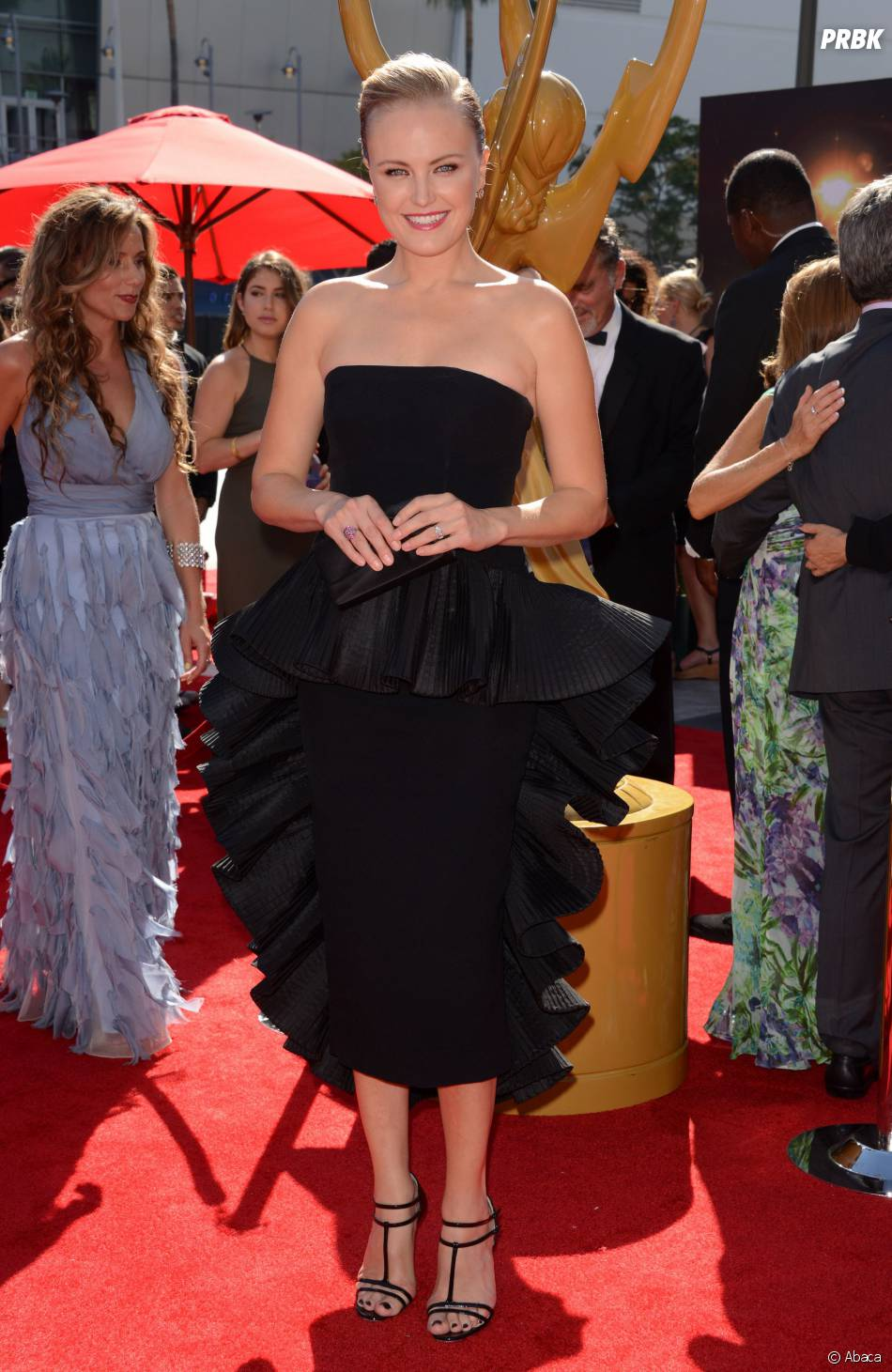 Malin Akerman aux Creative Arts Emmy Awards 2013 le 15 septembre 2013