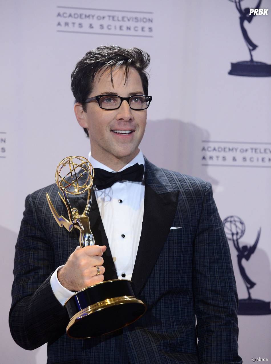 Dan Bucatinsky aux Creative Arts Emmy Awards 2013 le 15 septembre 2013