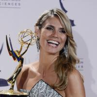 Emmy Awards 2013 : Heidi Klum, House of Cards premiers gagnants avant l'heure