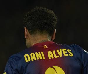 Dani Alves a offert une partie de son foie à Eric Abidal
