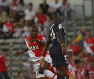 Eric Abidal a rejoint l'AS Monaco pendant l'été 2013