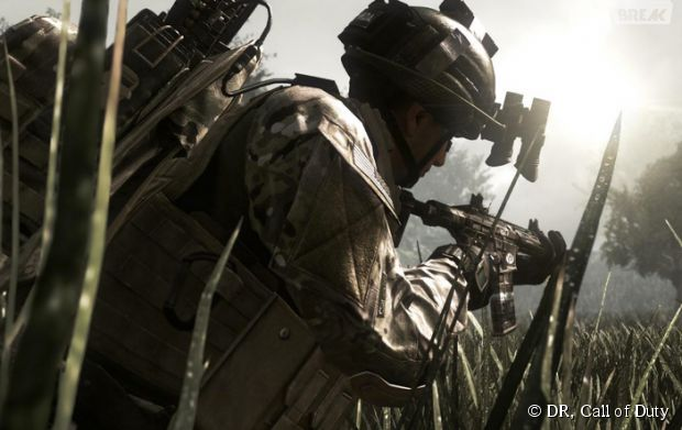""""""" Call of Duty : Ghosts """""""