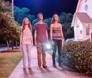 Under the Dome saison 1, épisode 13 : Britt Robertson, Mackenzie Lintz et Colin Ford