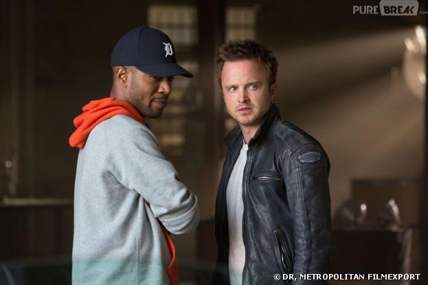 Need For Speed : Aaron Paul sur les premières images du film