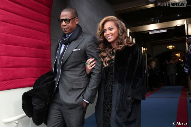 Classement des couples les mieux payés en 2012-2013 : Beyoncé et Jay-Z numéros 1
