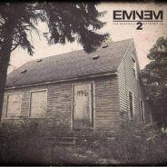Eminem : la pochette en mode auto-plagiat de son nouvel album