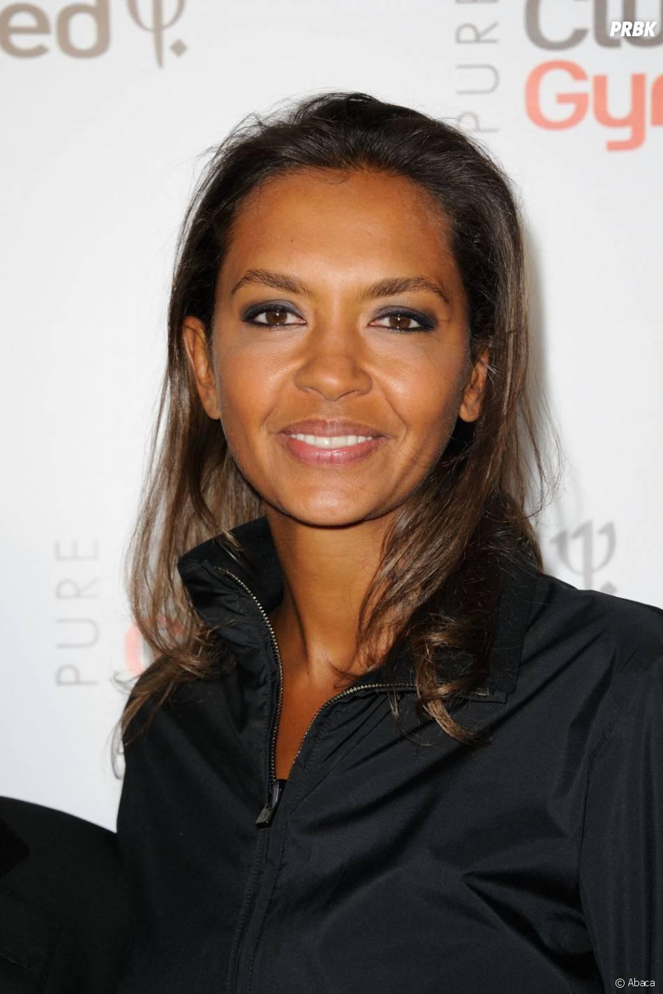 Karine Le Marchand présentatrice de L'amour est dans le pré 2013.