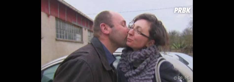 L'amour est dans le pré 2013 : Damien et Elodie s'apprêtent à vivre sous le même toit.
