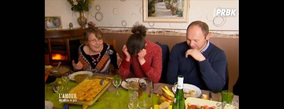 L'amour est dans le pré 2013 : Damien et Elodie vont vivre ensemble en Haute-Marne.