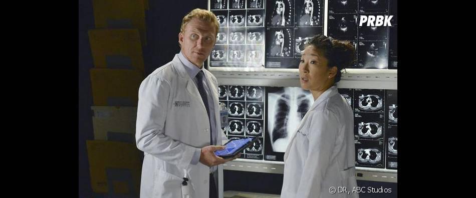 Grey's Anatomy saison 10, épisode 3 : collaboration pour Owen et Cristina