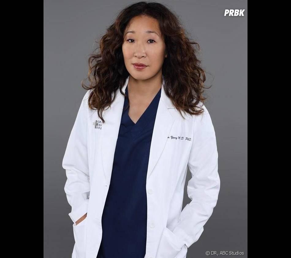 Grey's Anatomy saison 10 : Sandra Oh va quitter la série