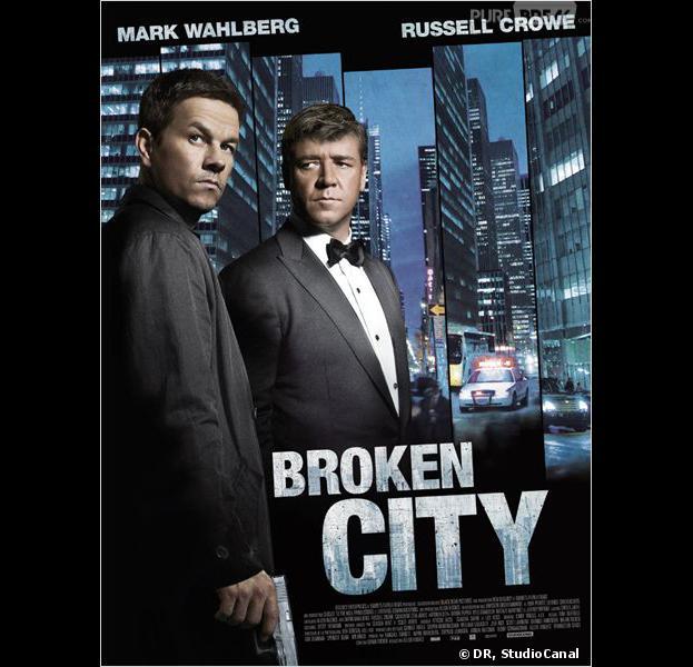 """""""Broken City"""", l'affiche"""