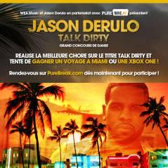 Jason Derulo : un concours de danse pour partir le rencontrer à Miami