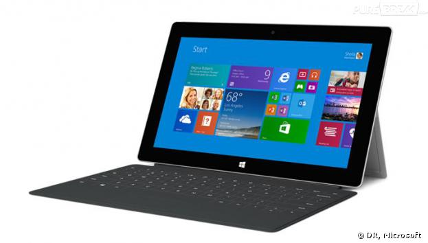 Surface 2 et Surface Pro 2 : sortie prévue le 22 octobre 2013