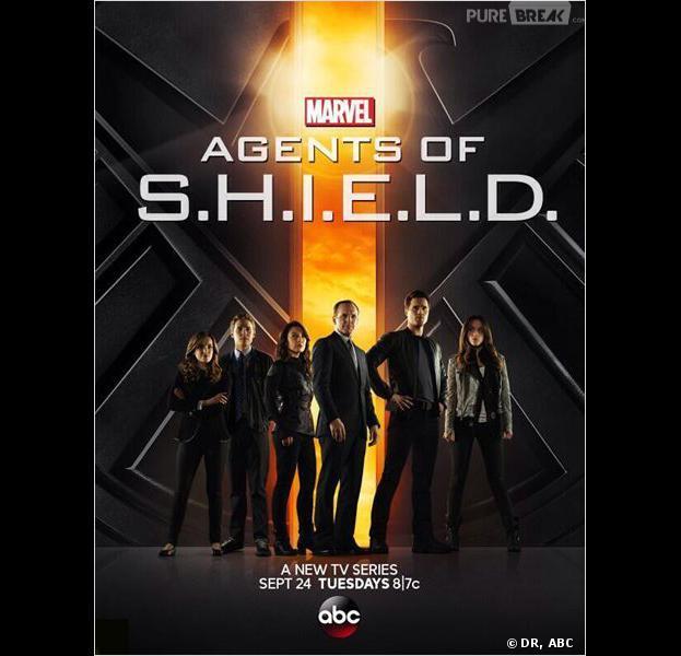 Agents of SHIELD saison 1 : la série dérivée de The Avengers débarque