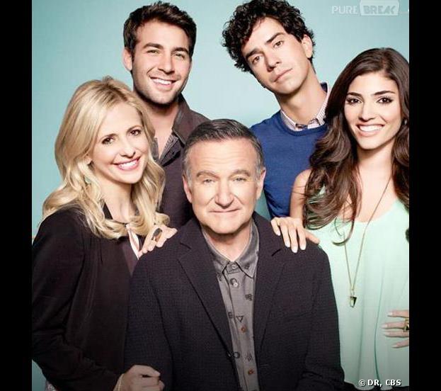 The Crazy Ones saison 1 : un excellent casting