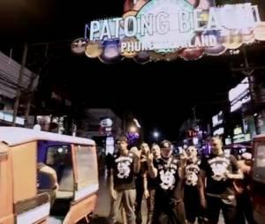 Seth Gueko - Open bar, le clip officiel pour l'ouverture de son bar à Phuket en Thaïlande