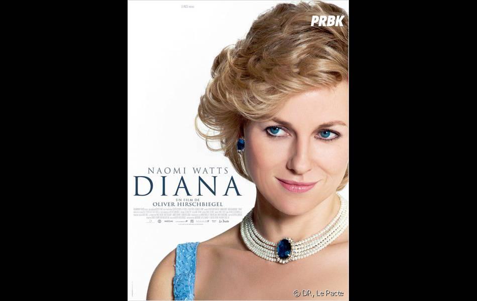 Diana : biopic sur Lady Di avec Naomi Watts