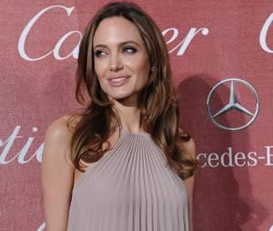 Angelina Jolie avait révélé sa mastectomie dans la presse