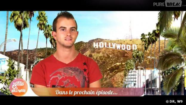 Les Ch'tis à Hollywood : Christopher prend des cours de danse.