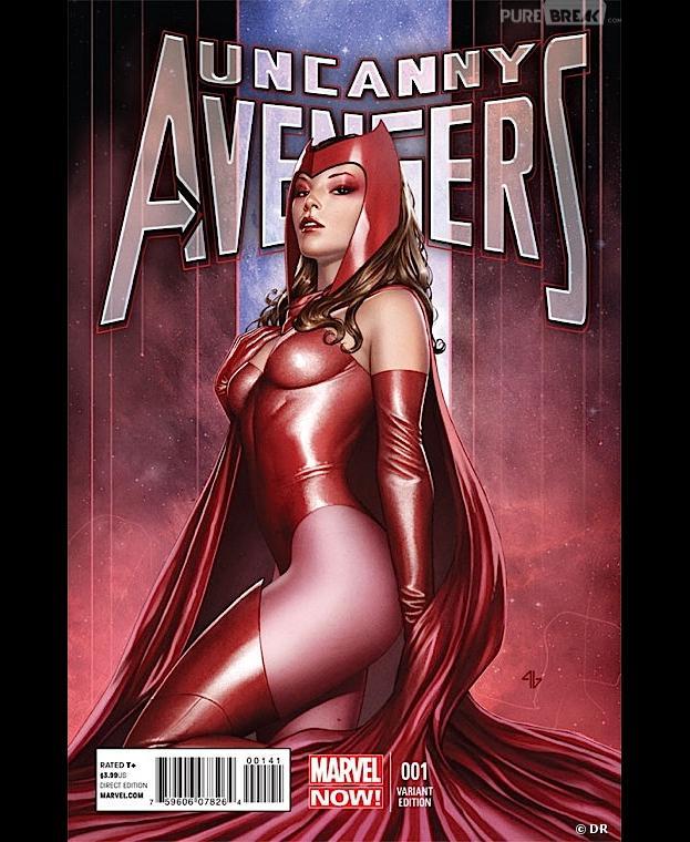 Scarlet Witch pourrait être ncarnée par Elizabeth Olsen