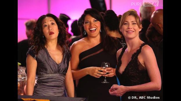 Grey's Anatomy saison 10, épisode 4 : un épisode 200 très glamour