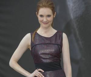 Darby Stanchfield lors du Festival de télévision de Monte Carlo en juin 2013