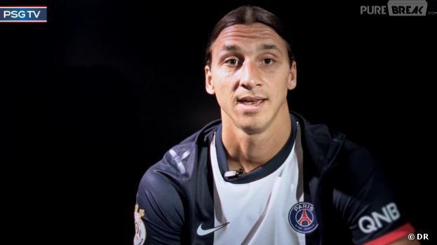 Zlatan Ibrahimovic lance son application sur Mikz