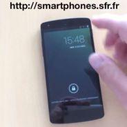 Nexus 5 : date de sortie, prix.. le smartphone de Google en vidéo