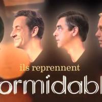 Stromae : Hollande, Sarkozy, Ayrault, Le Pen... en choeur sur Formidable