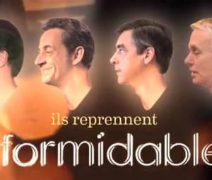 Formidable : François Hollande, Nicolas Sarkozy, Marine Le Pen et les autres reprennent le titre de Stromae