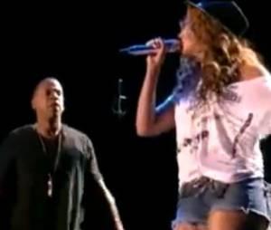 Jay Z et Beyoncé : complices sur le duo 'Forever Young' au Festival de Coachella en 2010