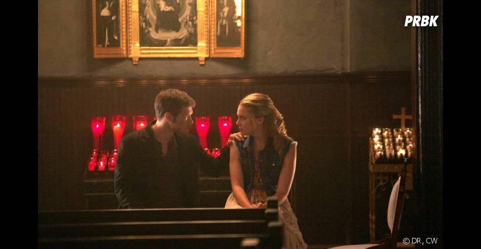 The Originals saison 1, épisode 4 : Klaus et Cami