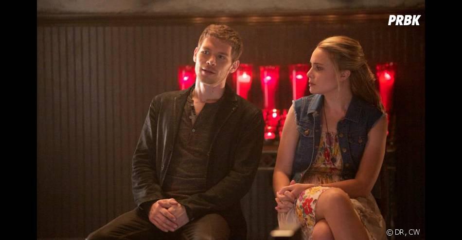 The Originals saison 1, épisode 4 : Joseph Morgan et Leah Pipes