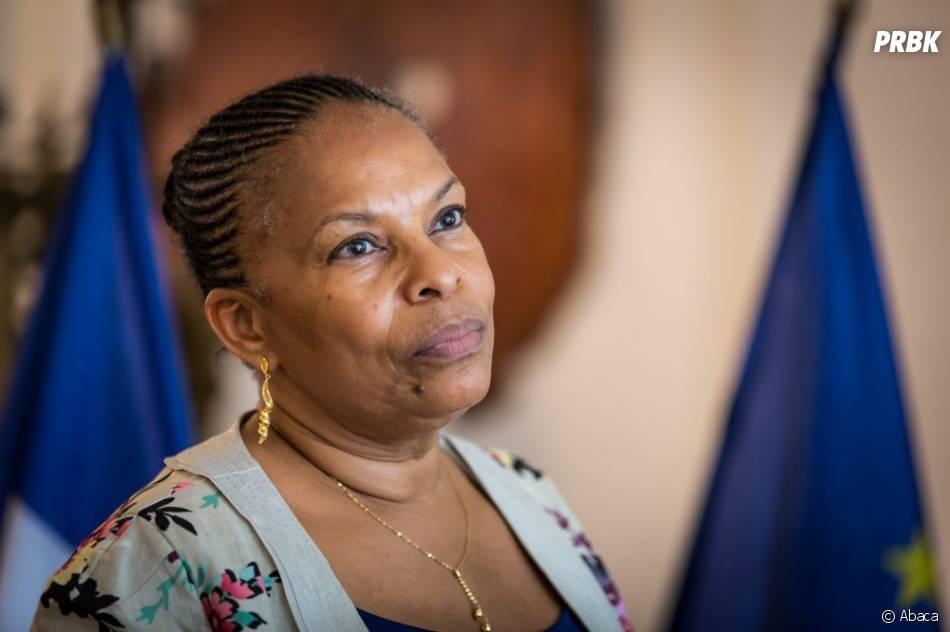 Christiane Taubira comparée à un singe par une candidate du Front National.