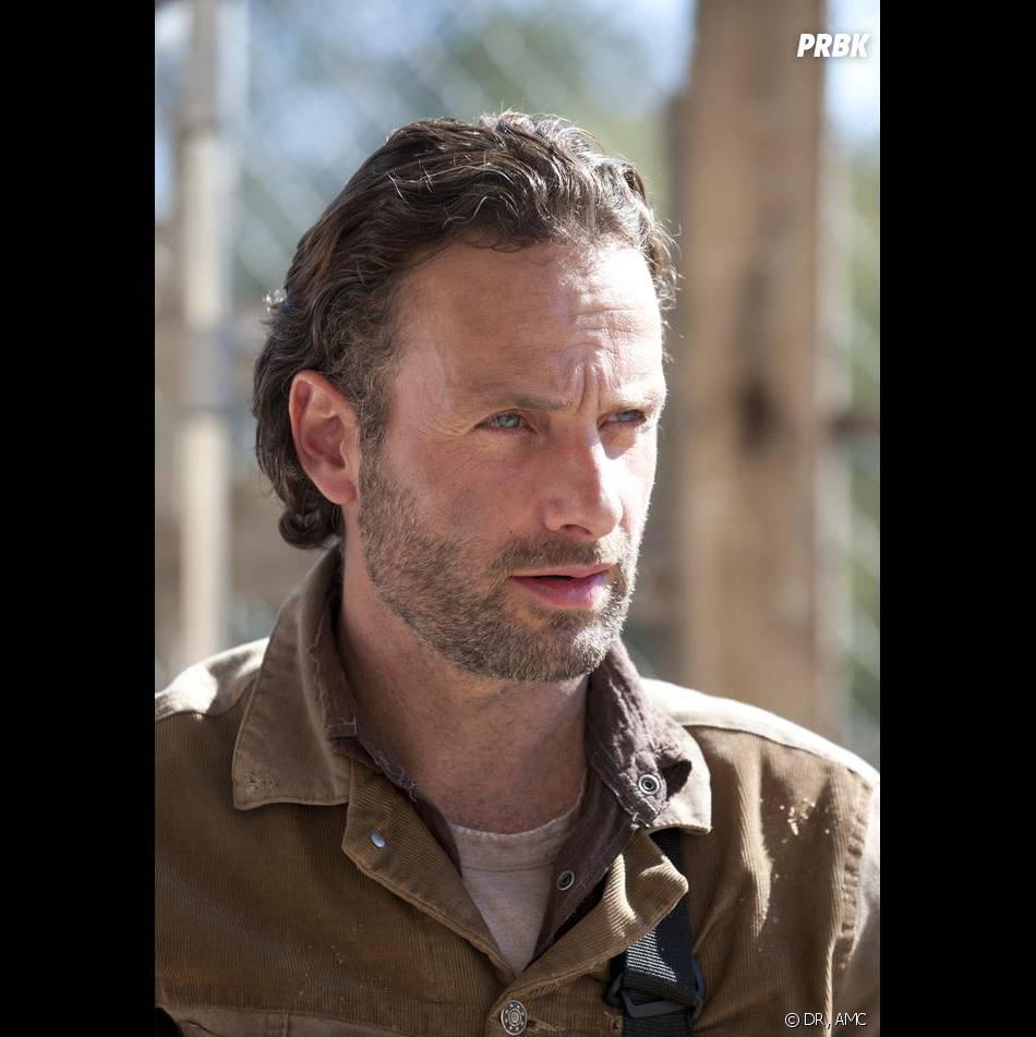 The Walking Dead :Rick, future victime des scénaristes ?