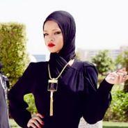 Rihanna oublie l'exhib' et sort le voile à Abu Dhabi