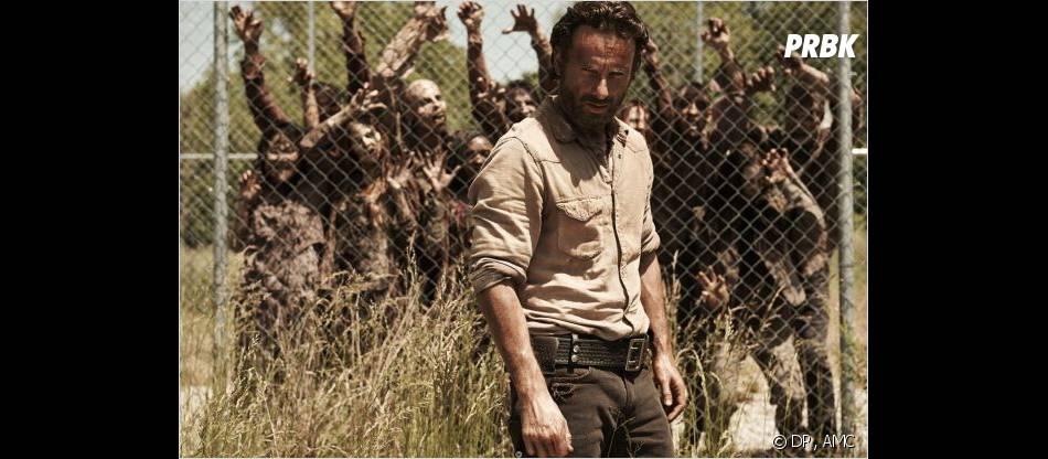 The Walking Dead saison 4 : une saison compliquée