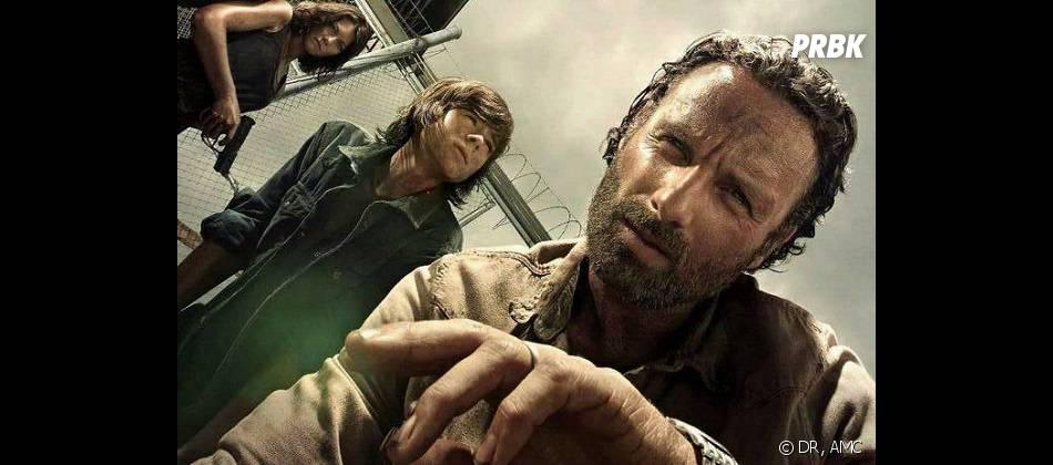 The Walking Dead saison 4 : Nouveau record d'audiences pour la série d'AMC