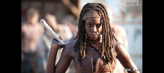 The Walking Dead saison 4 : Michonne va révéler quelques secrets