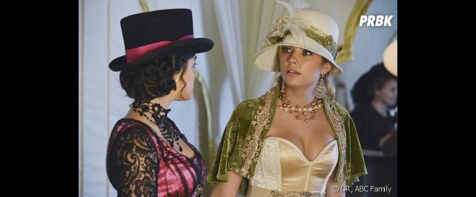 Pretty Little Liars saison 4, épisode 13 : Hanna et Aria